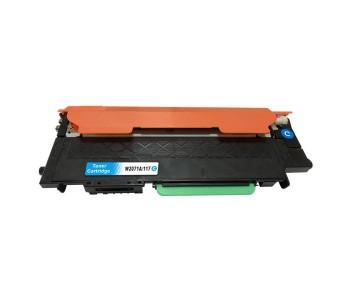 Съвместима тонер касета HP 117a Cyan