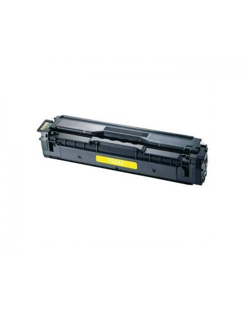 Съвместима тонер касета Samsung CLT-K504S Yellow