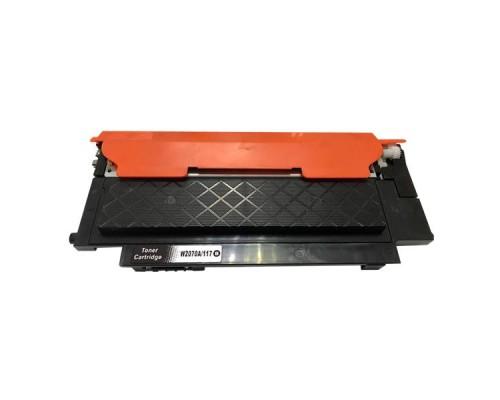 Съвместима тонер касета HP 117a Black (без чип)