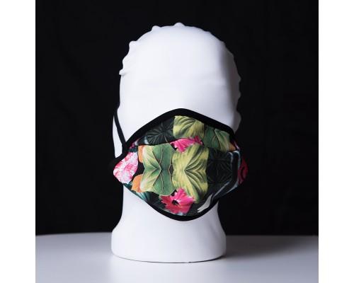 Трипластова защитна маска за многократна употреба BLOSSOM