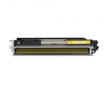 Съвместима тонер касета HP CE312A TONER YELLOW (126A)