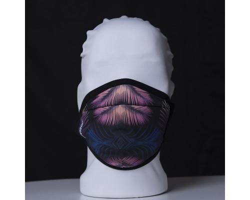 Трипластова защитна маска за многократна употреба EXOTIC