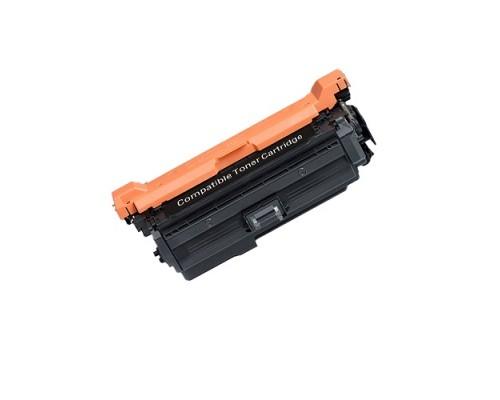 Комплект 4 касети съвместими тонер касети за принтери HP COLOR LASERJET CP4525, CP4525N, CP4525DN, CP4525XH, CP4025