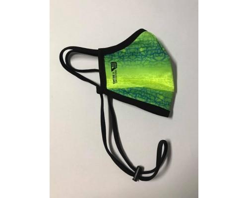Трипластова защитна маска за многократна употреба LEAF