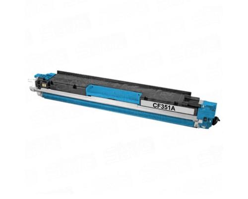 Съвместима тонер касета HP CF351A TONER CYAN