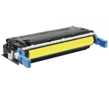 Съвместима тонер касета HP Color Laser Jet 4600 - C9722A - Yellow