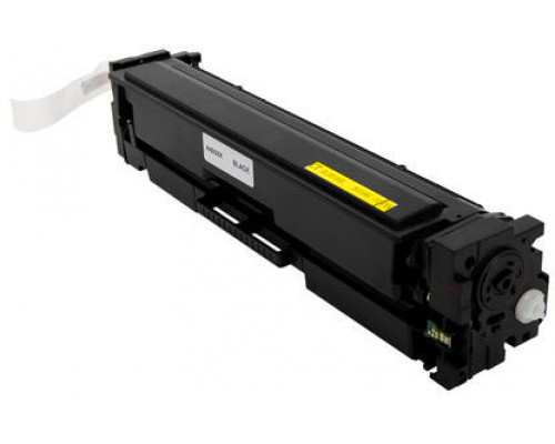 Съвместима тонер касета HP CF542X YELLOW, тонер касета за принтер HP COLOR LASER JET PRO M254, M280,M281