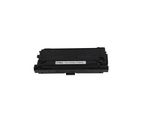 Съвместима тонер касета HP CF360A BLACK