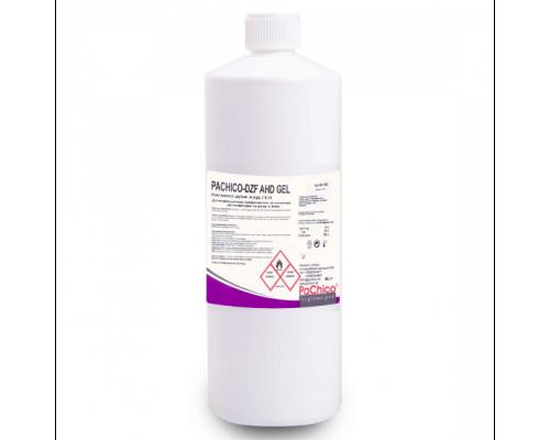 PACHICO Дезинфекциращ препарат за ръце и кожа AHD, гел, професионален, 1 L