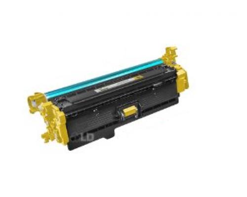 Съвместима тонер касета HP CE402A YELLOW (507X)