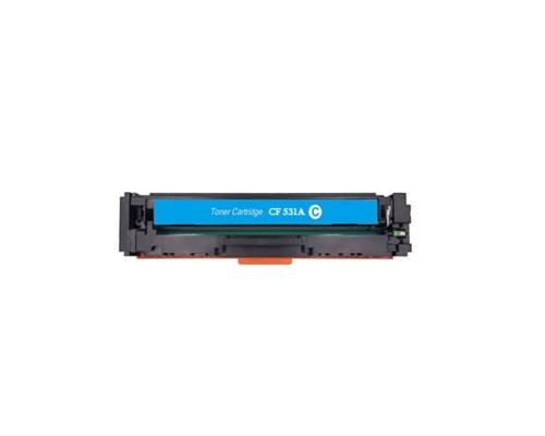 Съвместима тонер касета HP CF531A CYAN