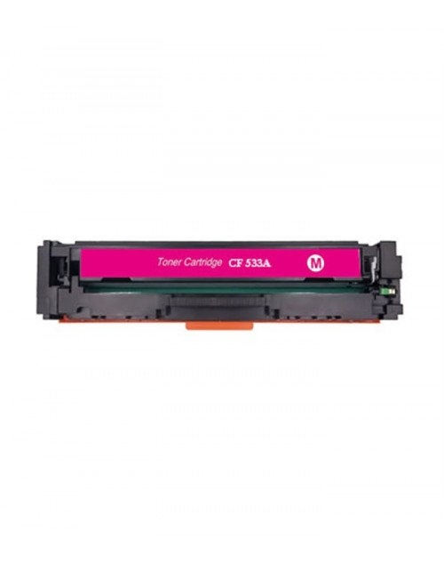 Съвместима тонер касета HP CF533A MAGENTA